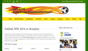 wm 2014 brasilien blog