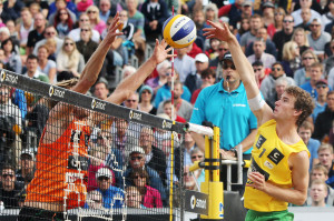 Deutsche Beachvolleyball-Meisterschaft in Timmendorf