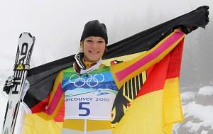 Waving Goodbye – Maria Höfl-Riesch tritt zurück.