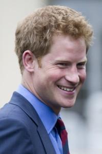 Prinz Harry, britischer Thronfolger