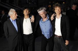 """Rolling Stones singen für """"Sandy""""-Opfer"""