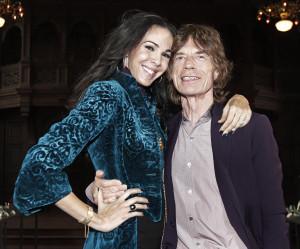 Rund 12 Jahre war L'Wren (†49) Scott die Frau von Stones-Frontman Mick Jagger (70)